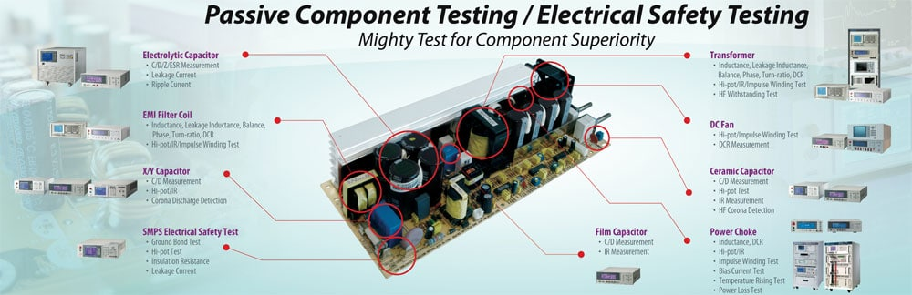 Passive Component Tests