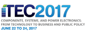 2017 IEEE Transportation Electrification Conference and Expo (ITEC) @ Navy Pier | Chicago | Illinois | United States