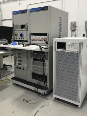 Chroma Systems Solutions - power supply automated test equipment